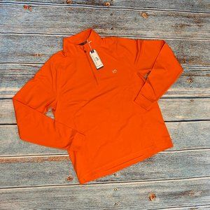 NEW Southern Tide Men's Tide 2 Trail 1/4 Zip M